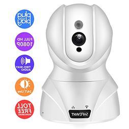 Security Camera, SAFEVANT HD Wireless IP Camera WiFi Surveil
