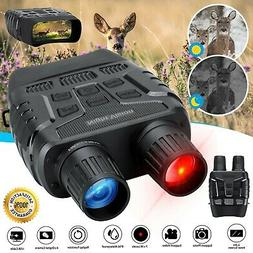 HD Zoom Video Digital Night Vision Infrared Hunting Binocula