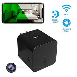 Hidden Spy Camera - Wireless Home Usb Security Camera with C