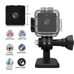 MINGYY Sport Video Camera Camcorder Mini USB DVR Cam 1080P H