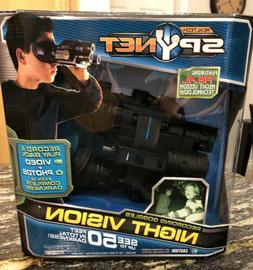 Spy Net Night Vision Surveillance Goggles
