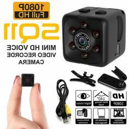 SQ11 Full HD 1080P Mini Car Hidden DV DVR Camera Dash Cam IR