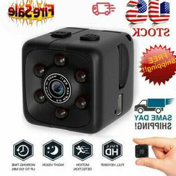 SQ11 Spy Hidden DV DVR Camera Full HD 1080P Mini-Car Dash Ca