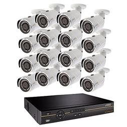 Q-See QC9616-16DX-2 | Surveillance System with 16 Channel HD