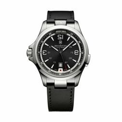 Victorinox Swiss Army 241664 Night Vision Light Black Leathe