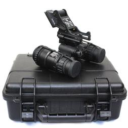 Tactical AN/PVS-15 NVG Night Vision Goggles Model & Aluminum