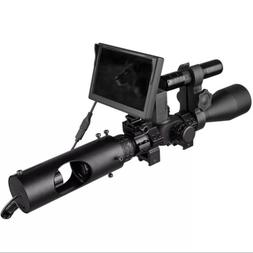 Tactical Night Vision Rifle Scope Optical Sight