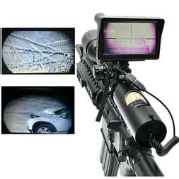 Tactical Night Vision Rifle Scope