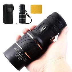 Telescope Day&Night Vision HD 16x52 Optical Monocular Campin