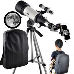 Telescope for Kids 70mm Apeture Travel Scope 400mm AZ Mount