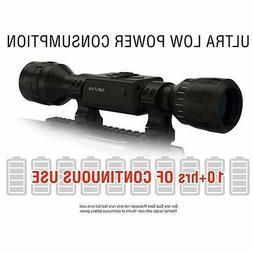 ATN TIWSTLT148X Thor-LT Black 4-8x Mag Thermal Imaging Night