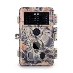 Meidase Trail Camera 16MP 1080P, Game Camera with No Glow Ni