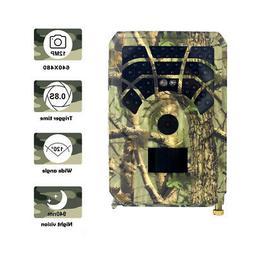 trail camera 120 pir sensor angle infrared
