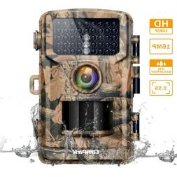 Campark 1080P HD Trail Camera Wildlife Hunting Game Scouting
