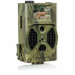 Amcrest Trail Game Camera  12MP HD 65ft Night Vision 100°