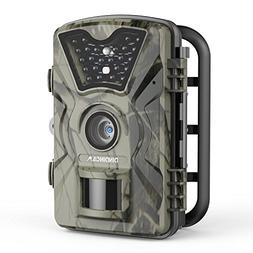 Trail Game Camera, 1080P HD 12MP 65ft Infrared Night Vision