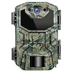 Victure Game Camera 14MP 1080HD Trail Cam Night Vision Motio