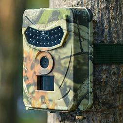 Kuool Trail Camera 12MP 1080P Full HD Hunting Camera Infrare