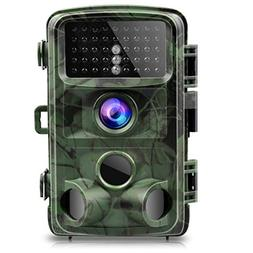 TOGUARD Trail Camera 14MP 1080P Night Vision Game Camera Mot