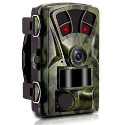 VENLIFE Trail Camera,16MP 1080P Wildlife Game Hunting Camer