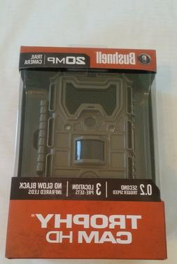 NEW Bushnell 20MP Trophy Cam HD Aggressor No-Glow Trail Came