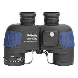 Aomekie 7X50 Marine Binoculars for Adults, Military Binocula