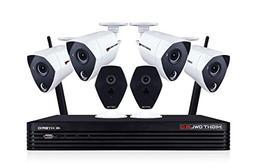 Night Owl 4K Ultra HD Hybrid Security System 4X 4K Wired Cam