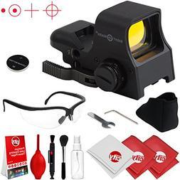 Sightmark Ultra Shot Pro Spec Sight NV QD Red Dot Sight w/Cl