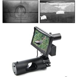 Upgrade Hunting Night Vision Riflescope Optics Sight Tactica