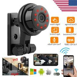US Mini Wireless 1080P HD WIFI IP Camera Smart Home Security