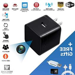 USB Spy Camera Wireless Hidden with Real Time Motion Detecti