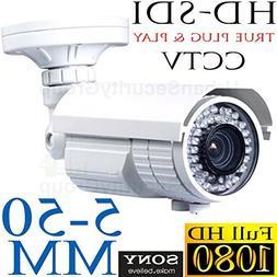 USG HD-SDI HD 1080P 2MP CCTV Bullet Security Camera: 1920x10