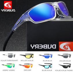 UV400 HD Night Vision Cycling Riding Driving Glasses Sports