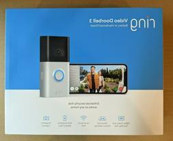 Ring - Video Doorbell 3