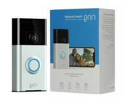 Ring Video Doorbell 2nd Gen Wi-Fi Enabled HD Camera Amazon A