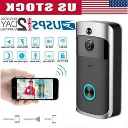 video doorbell wi fi enabled smart phone