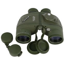 New Waterproof Outdoor BAK4 Prism 10X50 Binoculars Glimmer R