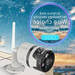 VStarcam Waterproof Wireless Wifi 1080P Panorama IR IP Camer