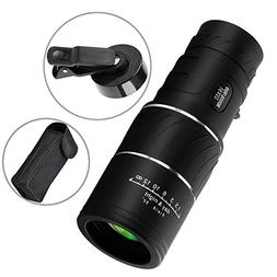 Westore 16x52 Monocular Scope Dual Focus Optics Zoom Telesco