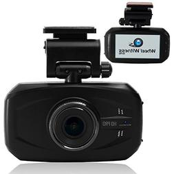 WheelWitness HD PRO – Premium Dash Cam with GPS - 2K Super