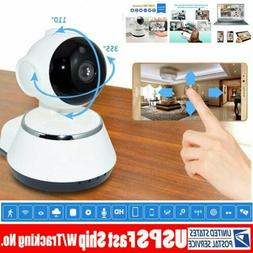 Wifi 1080P CCTV Camera IR indoor Security Surveillance Night
