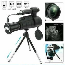 Wifi 40X60 Infrared IR HD Monocular Night Vision Telescope P