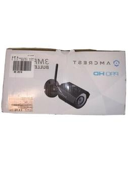 Amcrest Wifi Camera 3MP Pro HD Mobile Cloud Storage Night Vi