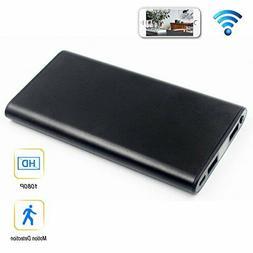 Poetele 1080P 10000mAh WiFi Hidden Power Bank Camera with Mo
