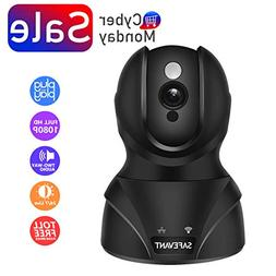 SAFEVANT 1080P HD WiFi IP Security Camera Wireless Security