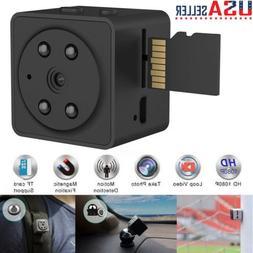 WiFi Mini Hidden Night Vision Spy Camera Wireless HD 1080P D