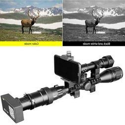 Wifi Night Vision Camera Scope Sight Day Night Night Vision