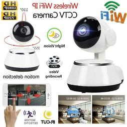 Wireless 720P HD 2.4G WiFi Security Camera v380 Home IR Webc