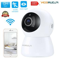 Wireless Baby Monitor Video Security IP Camera 2-Way Audio N