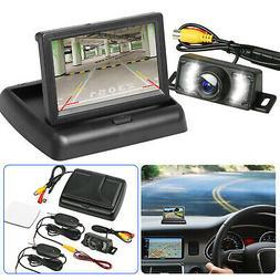 wireless backup camera and monitor kit rear